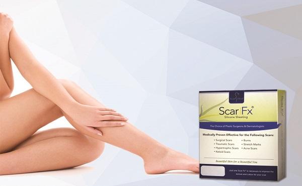 Miếng dán trị sẹo Scar Fx