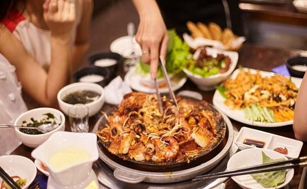 Octobar Restaurant – Nhà hàng bạch tuộc Hàn Quốc