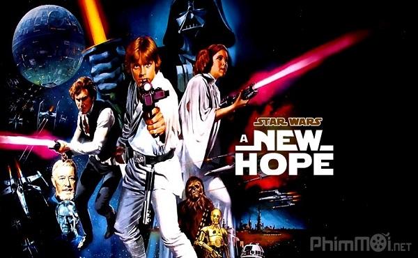 Chiến tranh giữa các vì sao (phần 4) - Niềm hy vọng mới