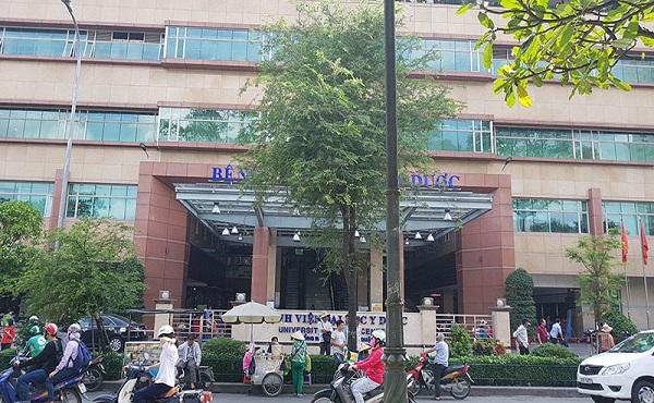 Khoa tai mũi họng - Bệnh viện Đại học Y dược thành phố Hồ Chí Minh - Cơ sở 1
