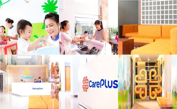 Hệ thống Phòng khám Quốc tế CarePlus
