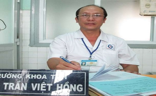 Phòng khám tai mũi họng - Bác sĩ Trần Việt Hồng