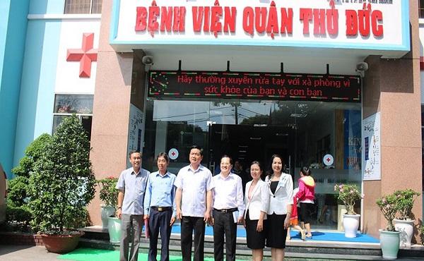 Khoa Tai Mũi Họng - Bệnh viện quận Thủ Đức