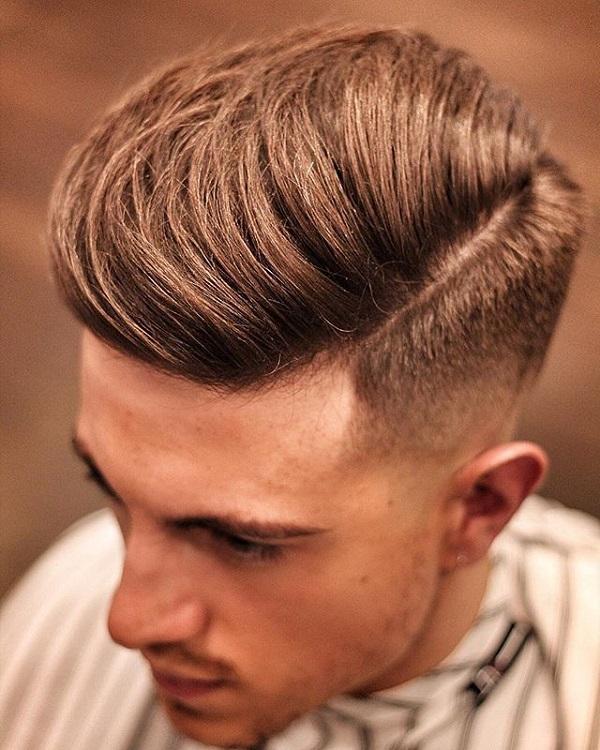 Những kiểu tóc nam đẹp nhất