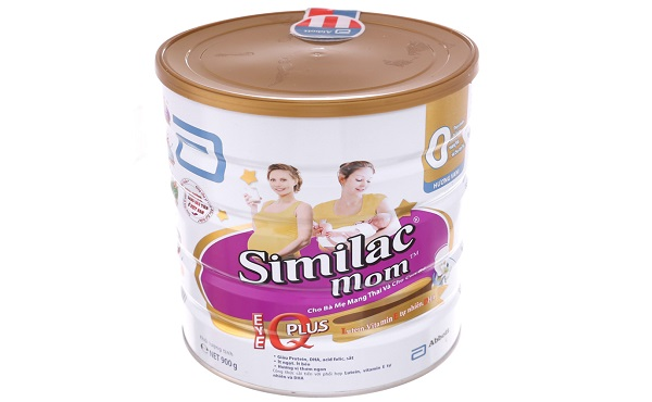 Sữa bột Abbott Similac Mom IQ Plus