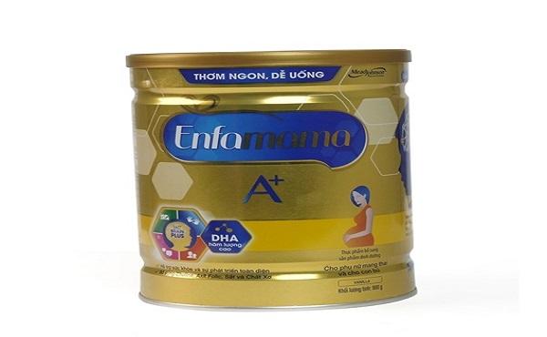 Sữa Enfamama