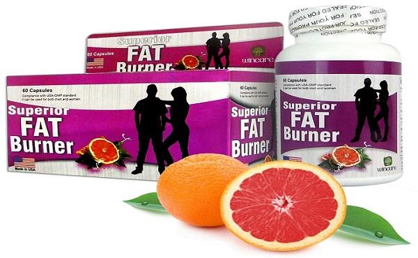 Viên uống giảm cân Superior Fat Burner (Mỹ)