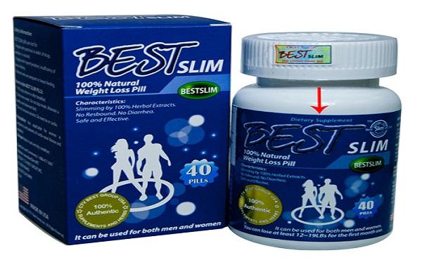 Viên uống giảm cân Best Slim ( Mỹ)