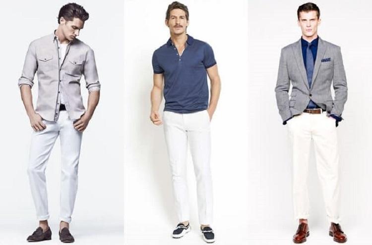 Gợi ý top 10 cách phối đồ cho nam da đen nên mặc áo màu gì