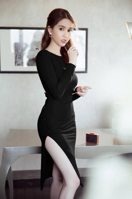 Váy body cho phụ nữ tuổi 30
