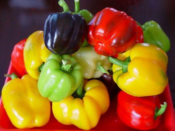Ớt chuông, thực phẩm chống lão hóa da
