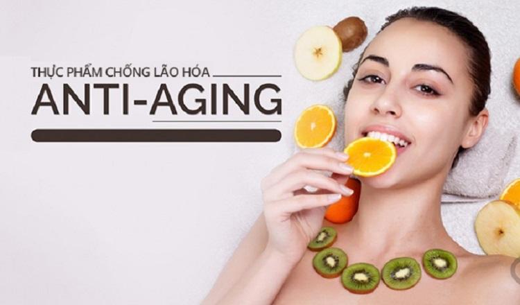 Top 10 thực đơn chống lão hóa da giúp kéo dài tuổi thanh xuân