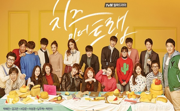 Bẫy Tình Yêu – Cheese in The Trap