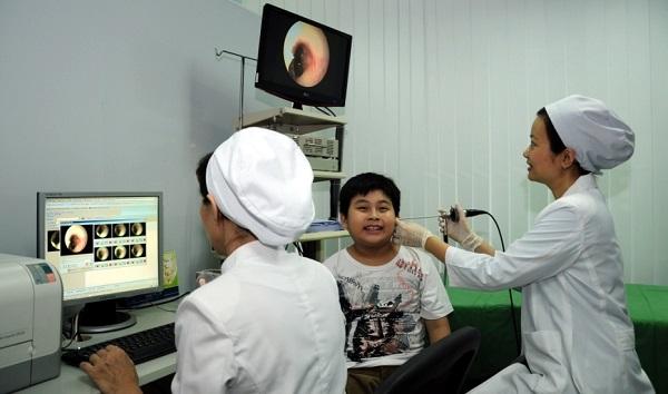 Phòng khám Tai mũi họng Thủy Trần