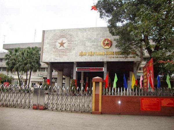 Khoa Tai Mũi Họng - Bệnh viện 108