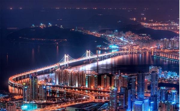 Thành phố biển Busan