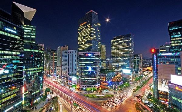 Khu phố Gangnam