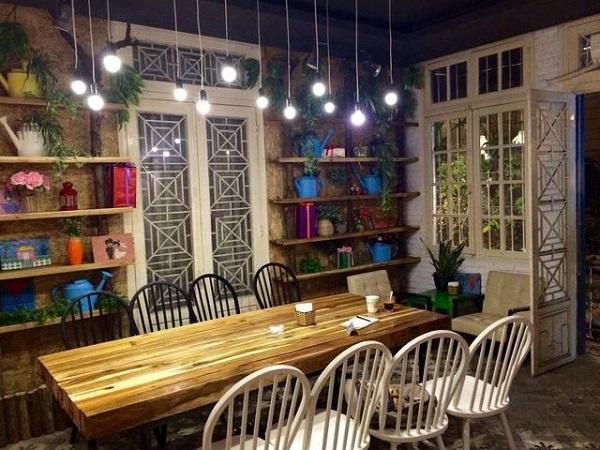 Mạc Cafe