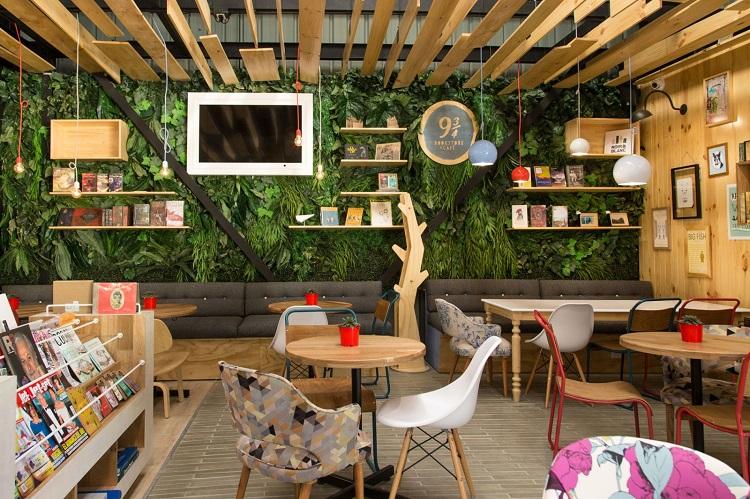 Top 10 quán cà phê sách đẹp ở Hà Nội được nhiều bạn trẻ yêu thích