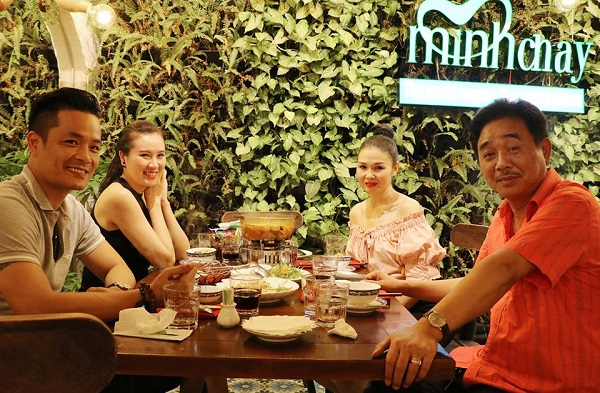 Nhà hàng Minh Chay