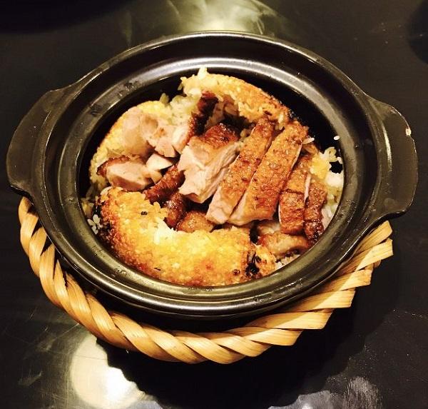 Cơm xá xíu Đình Ngang