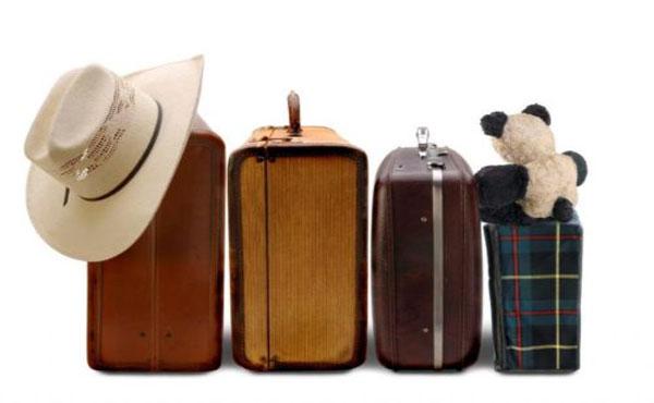 Hành lý quá nhiều