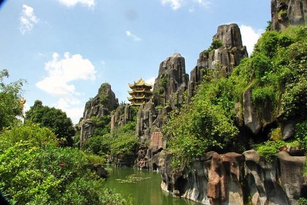 Ngũ Hành Sơn-Khu du lịch tâm linh tại Đà Nẵng