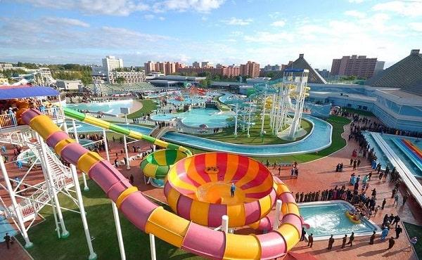 Công viên giải trí Dragon Park