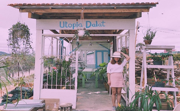 Utopia Dalat- Homestay & Coffee Bar