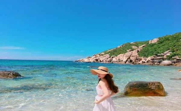 Thời gian thích hợp du lịch đảo Bình Lập
