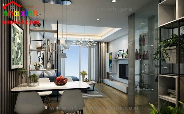 Công ty cổ phần kiến trúc nội thất Nhà Xinh
