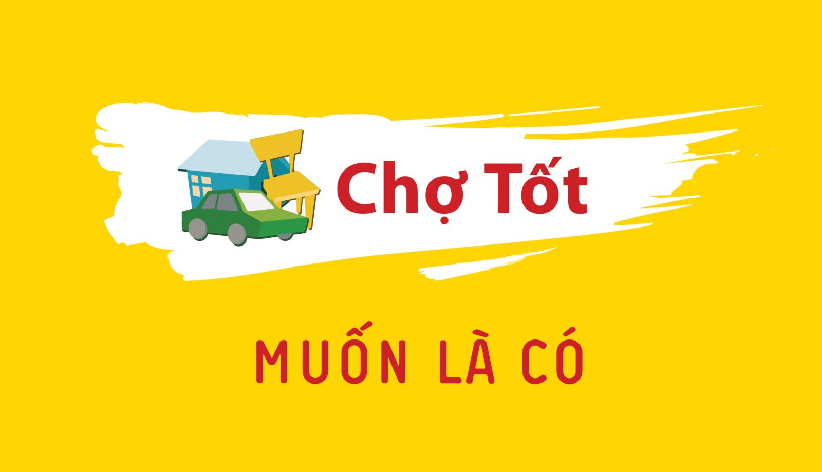 Chotot-Website thương mại điện tử hàng đầu Việt Nam