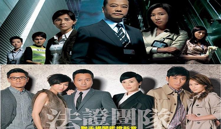 Top 10 bộ phim cảnh sát hình sự Hồng Kông hot nhất màn ảnh TVB