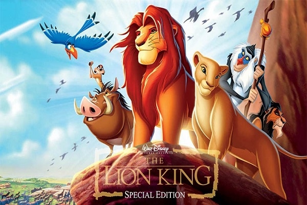 The Lion King - Vua sư tử (1994)