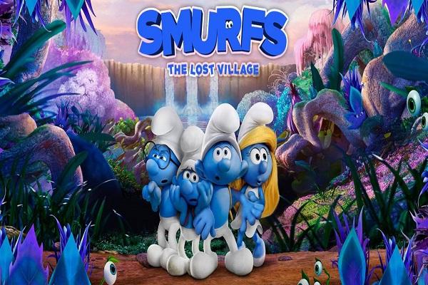 Xì trum: ngôi làng kỳ bí (Smurfs: the lost village)