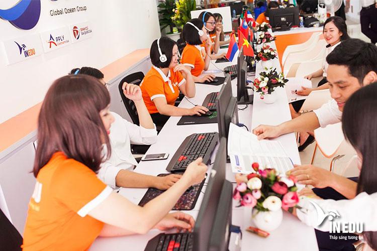 Tìm hiểu về Top 10 công ty tư vấn du học hàng đầu Việt Nam