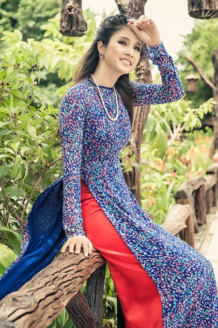Cửa hàng áo dài Thanh Hà