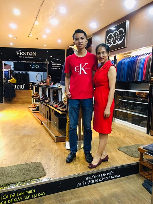 Cửa hàng may Vest nam - Thời Trang Lozio Veston