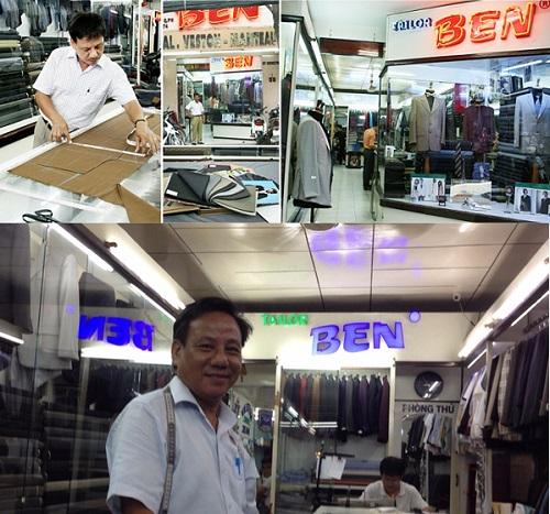 Tiệm may Ben