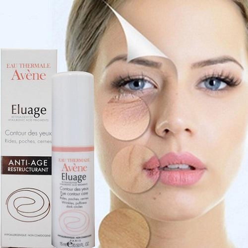 Kem dưỡng da chống lão hóa đặc hiệu - Avène Eluage Cream