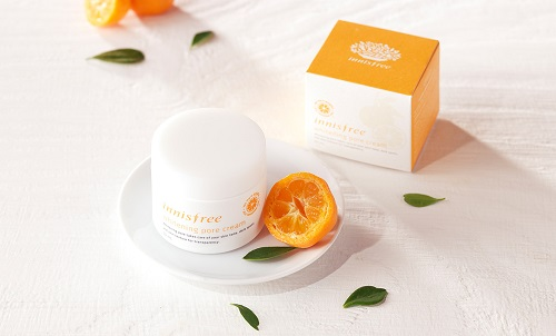 Kem dưỡng trắng da Innisfree Whitening Pore Cream