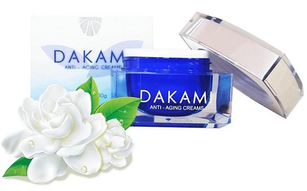 Kem Dakami có hiệu quả thần kỳ chống lão hóa da