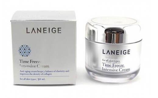 Kem Laneige phù hợp với da của phụ nữ châu Á