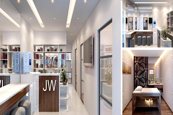 JW Clinic & Spa có cơ sở vật chất hiện đại