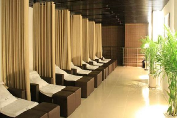 Spa Tokyo Relax có không gian yên tĩnh