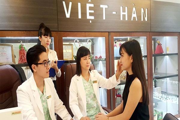 Viện thẩm mỹ quốc tế Việt – Hàn