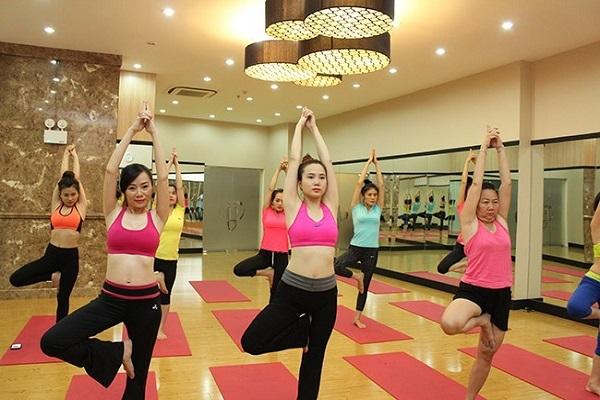 Câu lạc bộ Yoga – Nhà văn hóa thanh niên