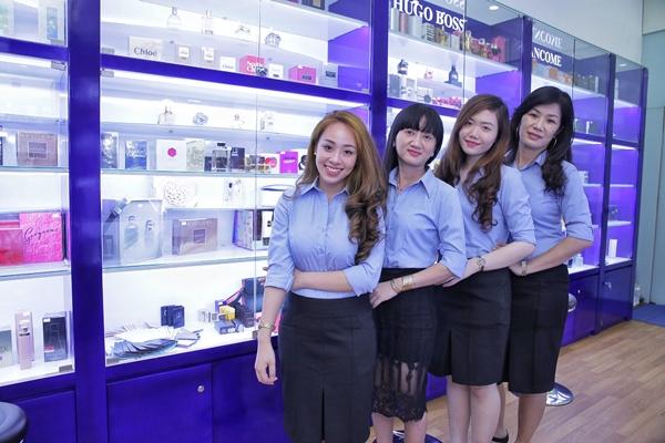 Showroom nước hoa Perfume 168