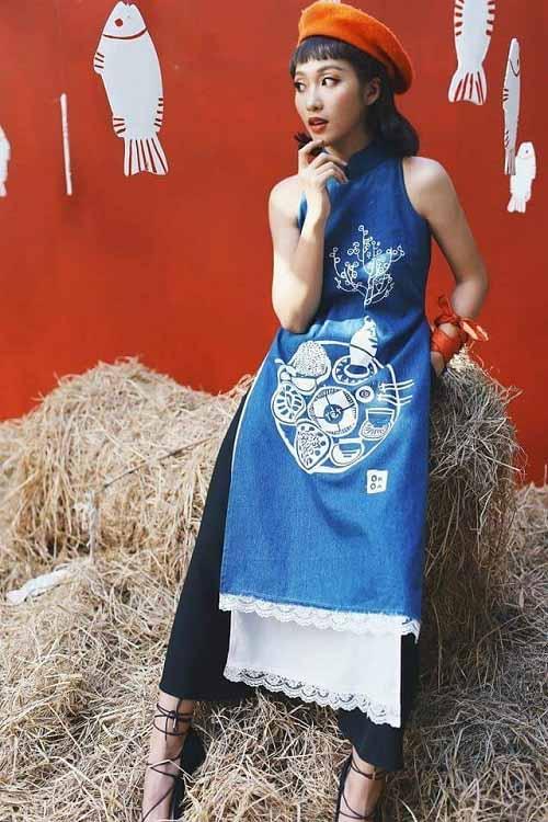 shop áo dài cách tân đẹp tại tp Hồ Chí Minh