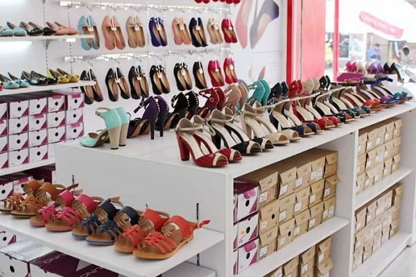 shop bán giày cao gót tại Hồ Chí Minh